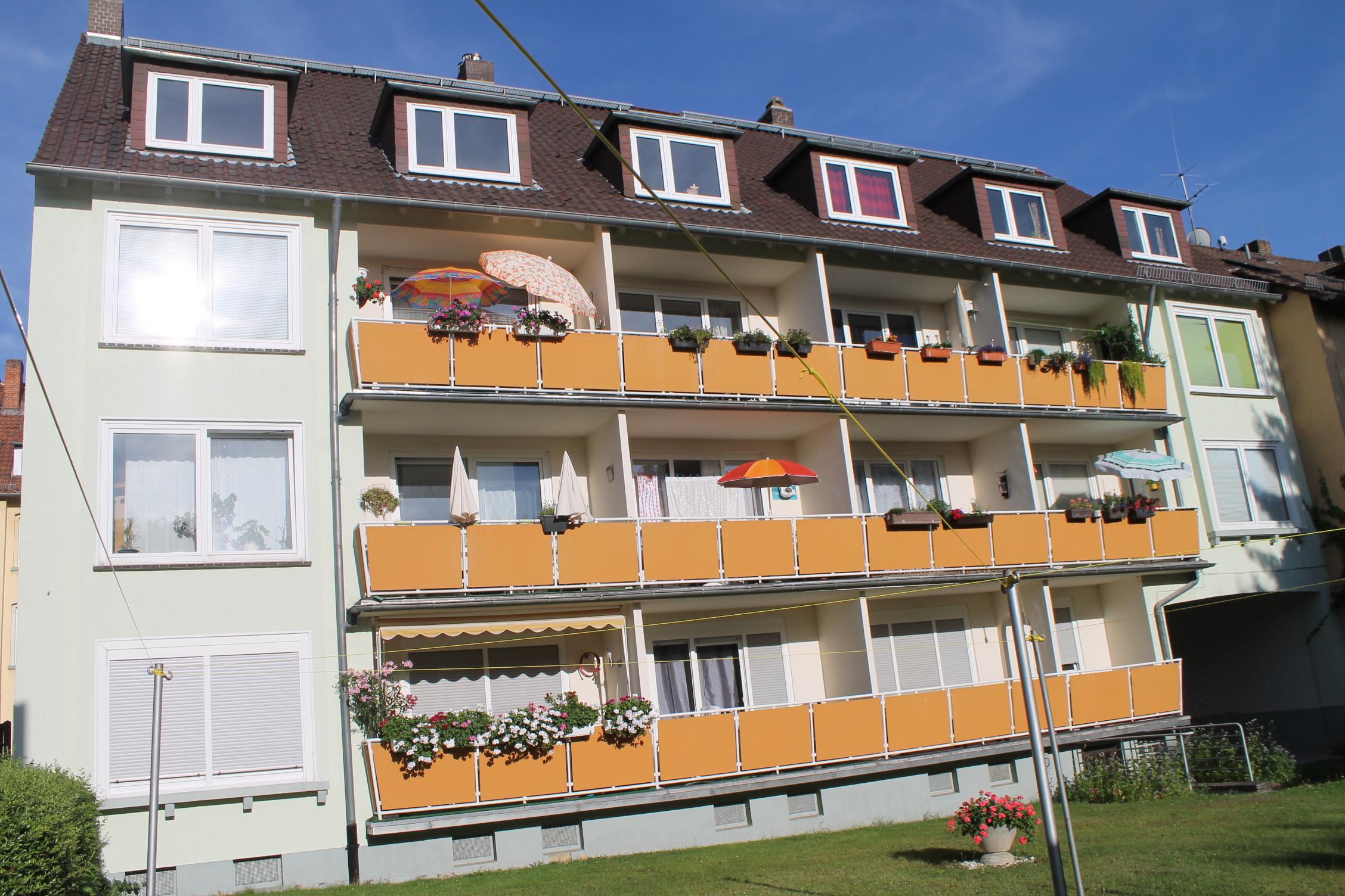 Mehrfamilienhaus, Kassel Weststadt